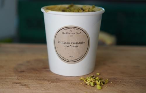 Sicilian Pistachio Ice Cream - 1 Pint