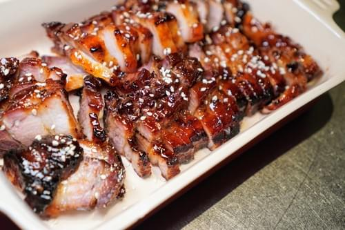Koji Marinated Char Siew