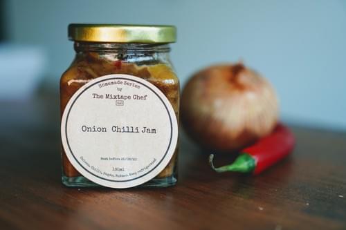 Onion and Chilli Jam