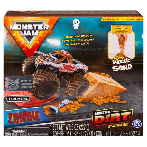 Monster Jam Zombie