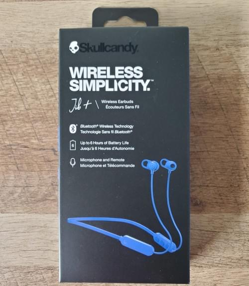 Audífonos Skullcandy Bluetooth