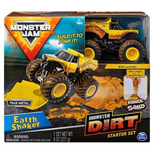 Monster Jam Earth Shaker