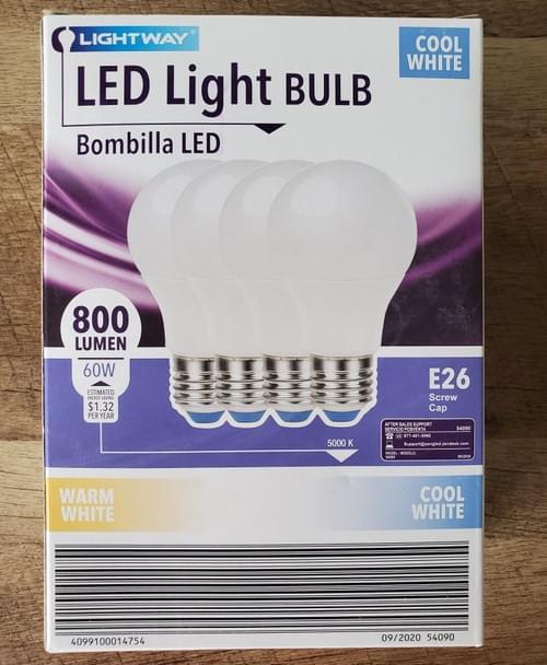 Bombillos LED Luz Blanca