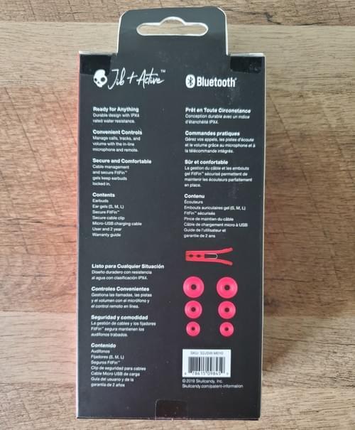 Audifonos Bluetooth Skullcandy