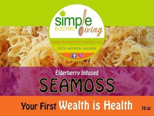Raw Seamoss Gel
