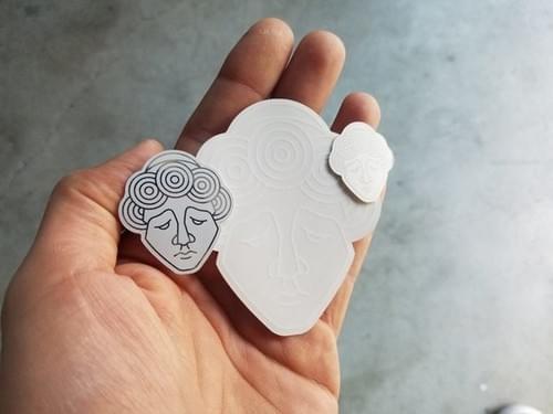 Angel Sticker Pack