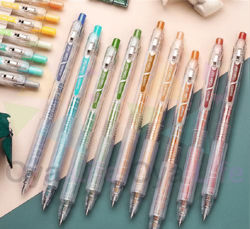 Gel pen set 9 colors