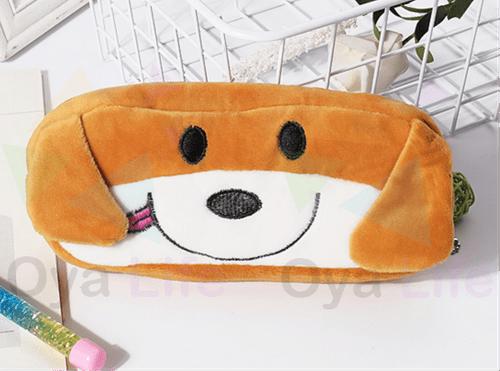 Fluffy  animal pen pouch(Medium)