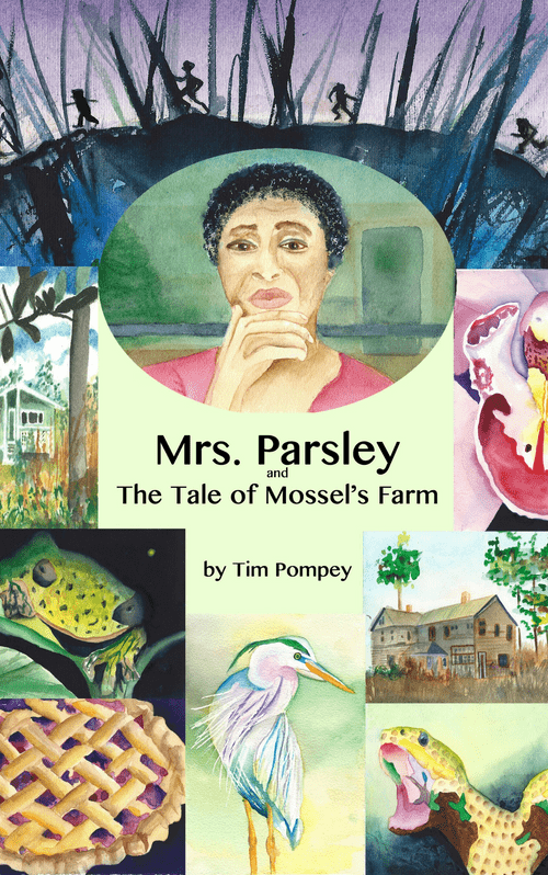 Mrs. Parsley and the Tale of Mossel's Farm (eBook)