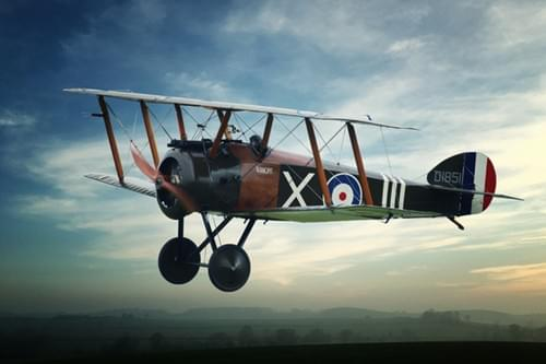 0023 Sopwith Camel