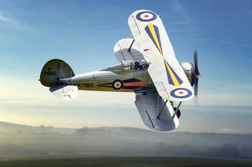 0043 Gloster Gladiator