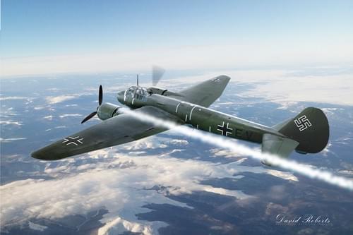 0254 Junkers JU88