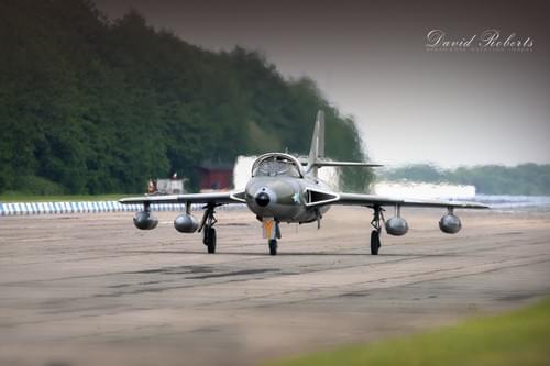 0044 Hawker Hunter T7