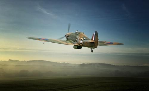 0027 Hawker Hurricane