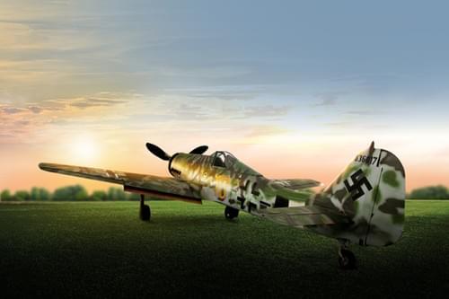 0006 Focke-Wulf 190 Langnasen Dora