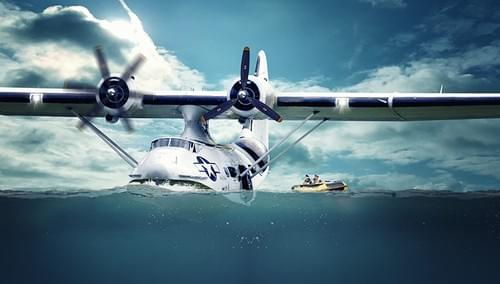 0204 PBY Catalina rescue