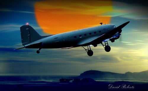 0072 Douglas Dakota DC-3