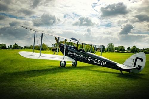 0053 de Havilland DH 51 Miss Kenya