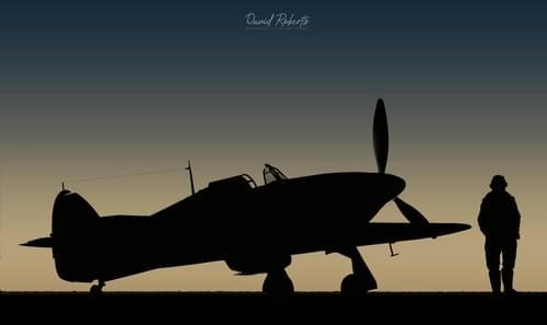 0352 Hawker Hurricane