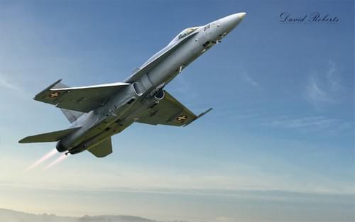 0127 F18 Hornet