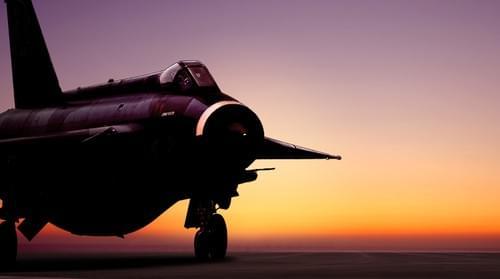 0235 Lightning Interceptor