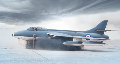 0139 Hawker Hunter