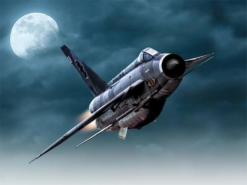 0180 English Electric Lightning