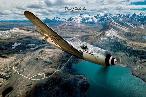 0373 Focke Wulf FW190D