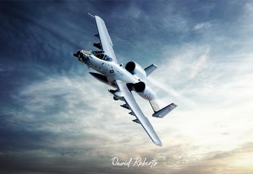 0286 A10 Thunderbolt/Warthog
