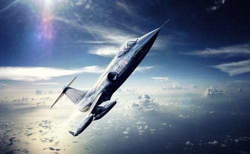 0187 F104 Starfighter