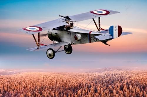 0080 Nieuport 17