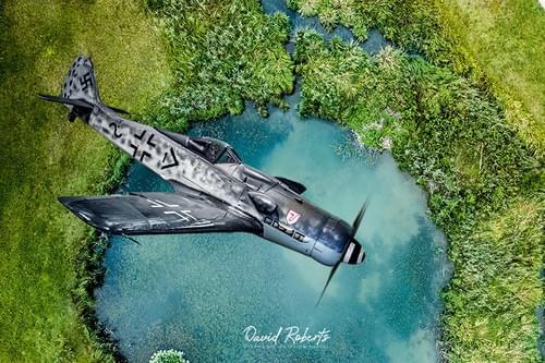 0366  Focke Wulf 190D Langnasen Dora