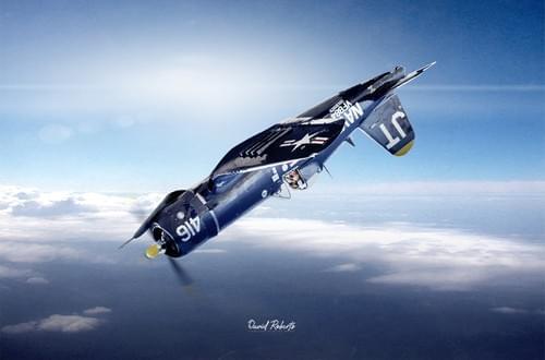 0333 F4-U Corsair
