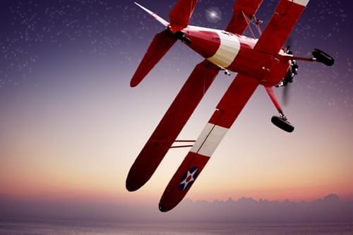 0107 Boeing Stearman