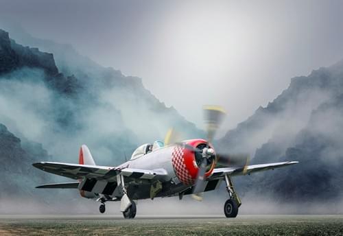 0079 P47 Thunderbolt