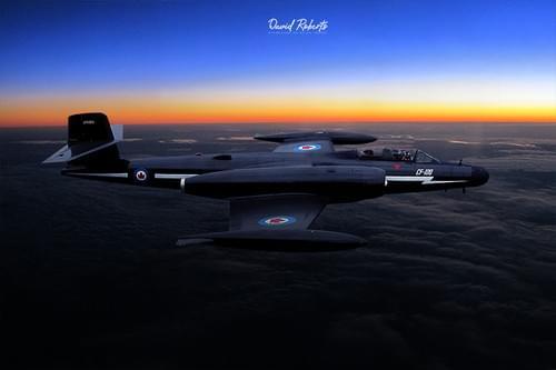 0316 Avro Canada CF100 Canuck