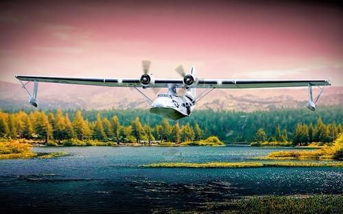 0236 PBY Catalina Flying Boat
