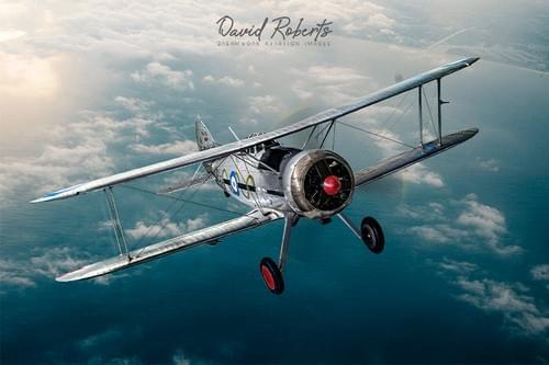 0396 Gloster Gladiator