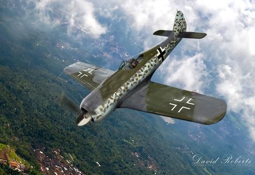 0276 Focke Wulf FW 190 A8