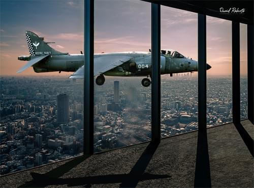 0284 Harrier Jump Jet