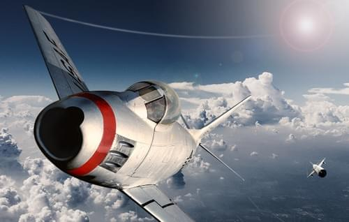0099 Sabre Jet vs MiG 21