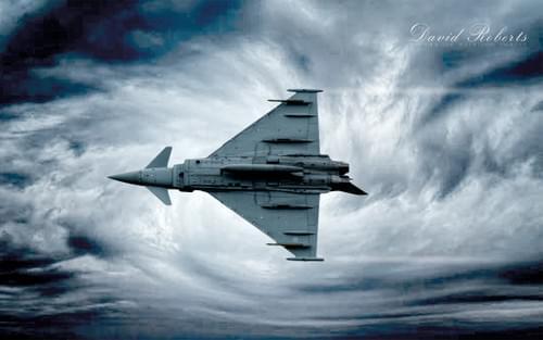 0100 Typhoon Eurofighter