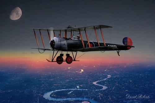0200 Avro 504K