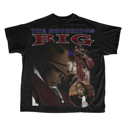 Notorious Big Bootleg Rap Tee