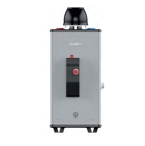 Calentador de Paso Rápida Recuperación Gas LP Mabe CRM06SLP