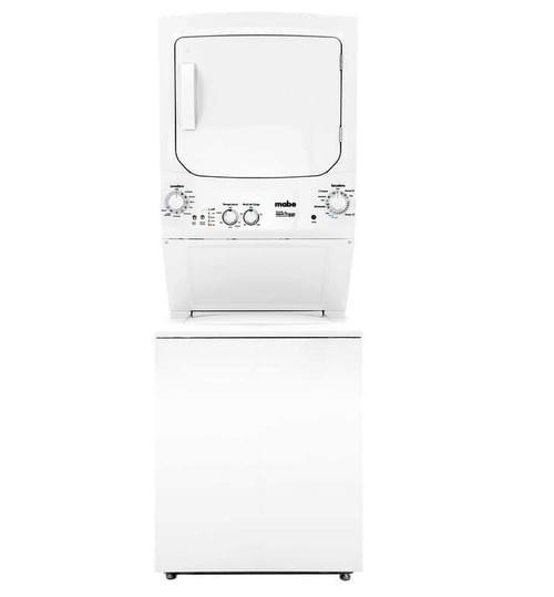 Centro de lavado a gas MABE MCL2040PSBB0  20 KG