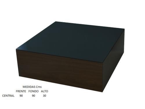 MESA CENTRAL KUBO