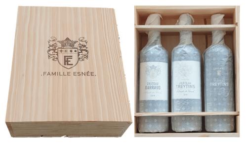 Coffret Cadeaux 3 bouteilles