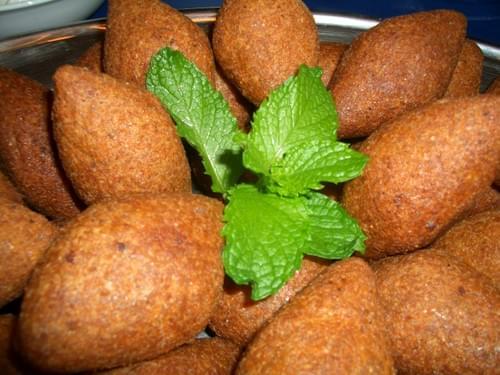 Kibbeh Batata (1 Pc)