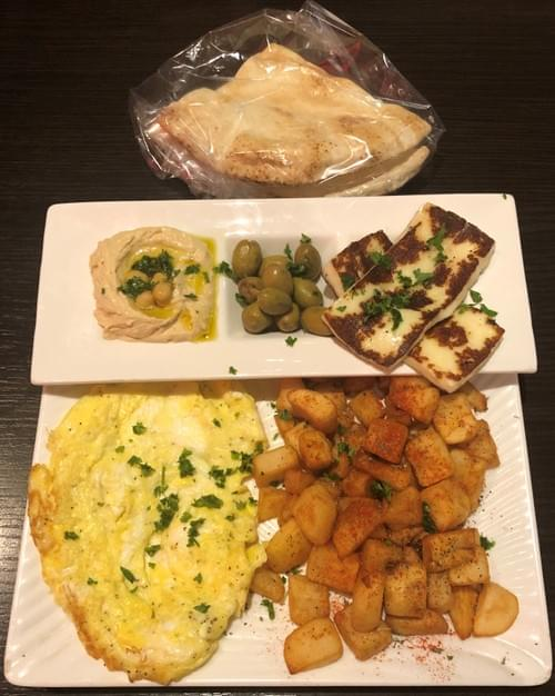 Arabic Breakfast